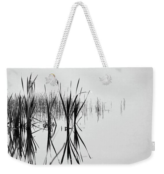 Reed Reflection Weekender Tote Bag
