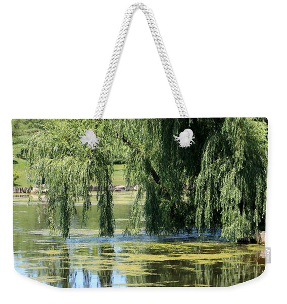 Reflections From Mother Willow Weekender Tote Bag