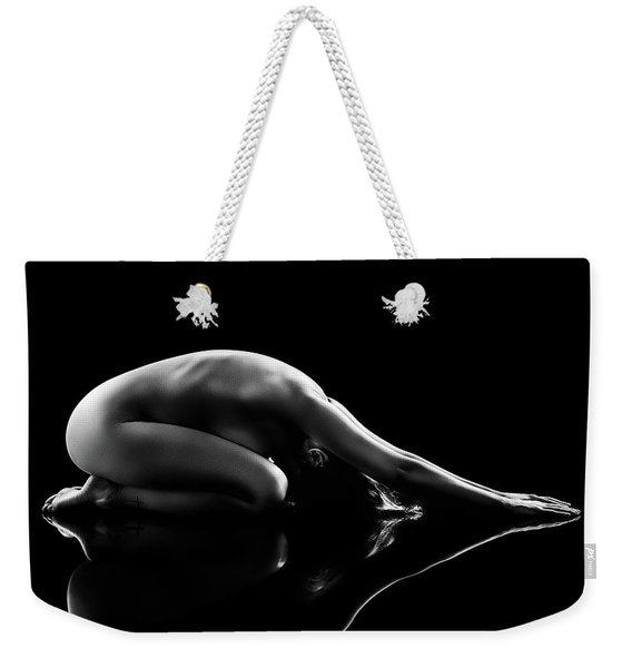 Reflections Of D'nell 6 Weekender Tote Bag