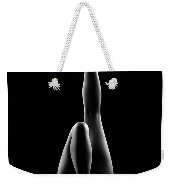 Reflections Of D'nell 7 Weekender Tote Bag
