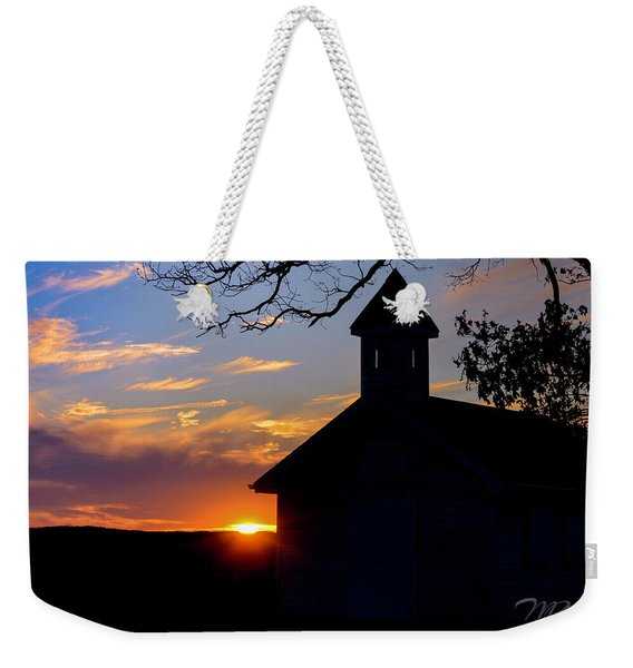 Reflections Of God Weekender Tote Bag