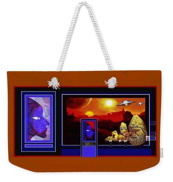 Replicas - Version Two Weekender Tote Bag