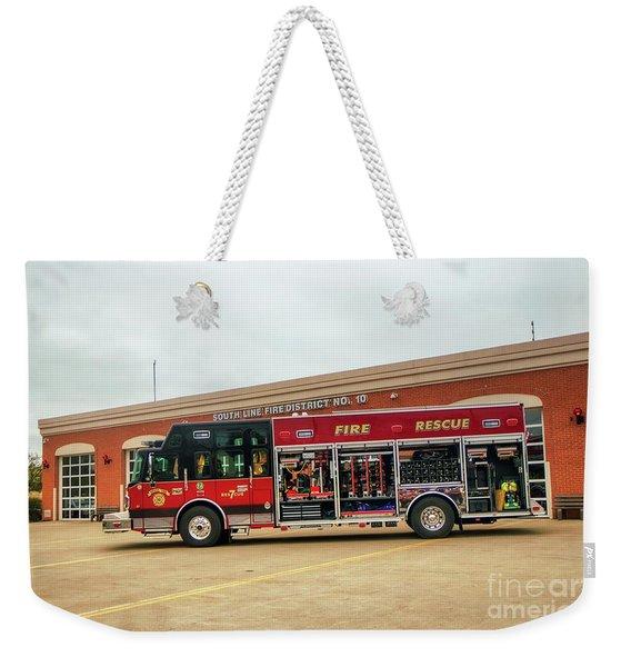 Res7cue Weekender Tote Bag
