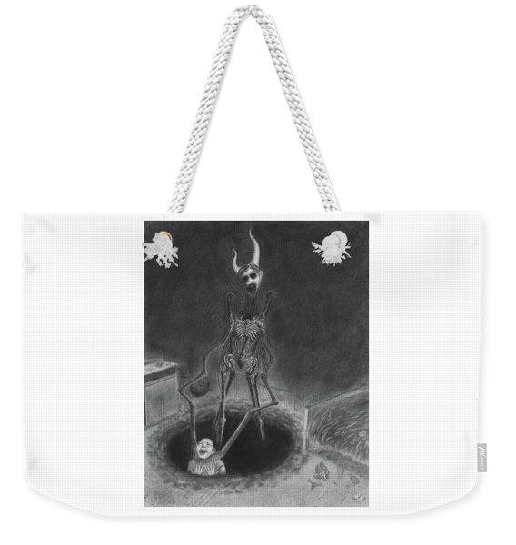 Resolution - Artwork Weekender Tote Bag