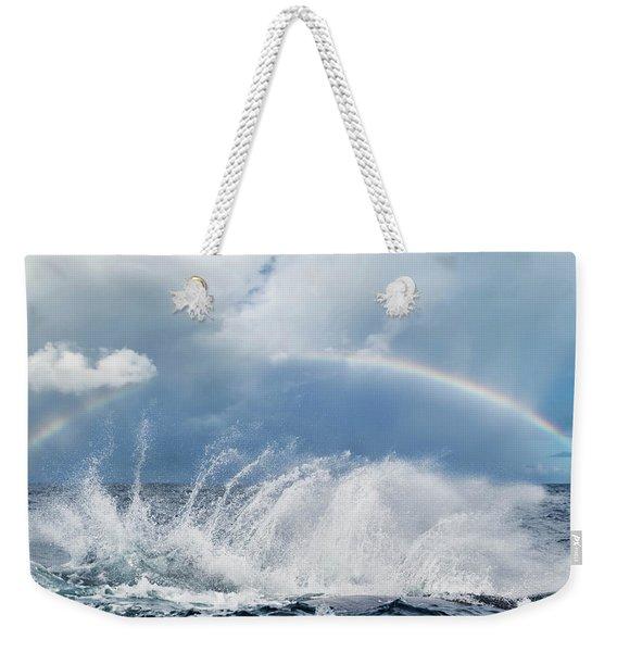 Resounding Joy Weekender Tote Bag
