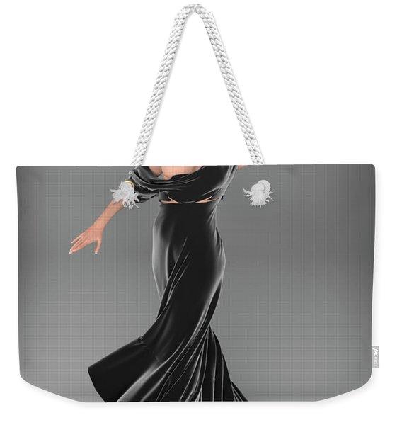 Revealing Fashion Weekender Tote Bag