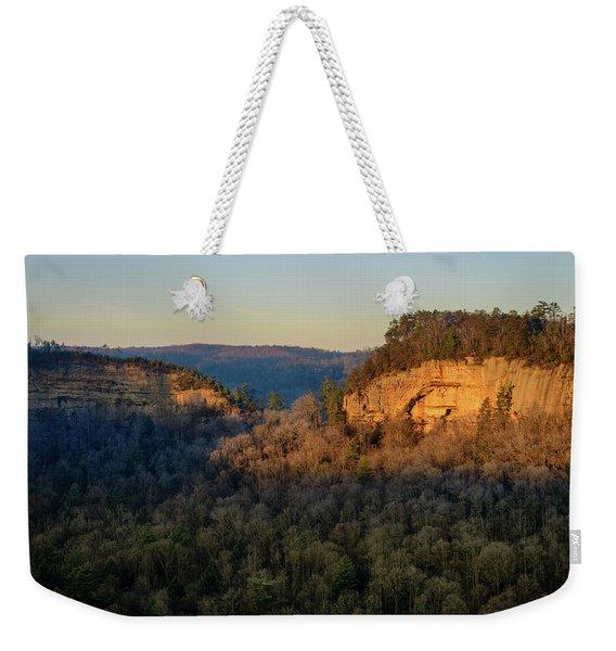 Revenuer's Rock Weekender Tote Bag