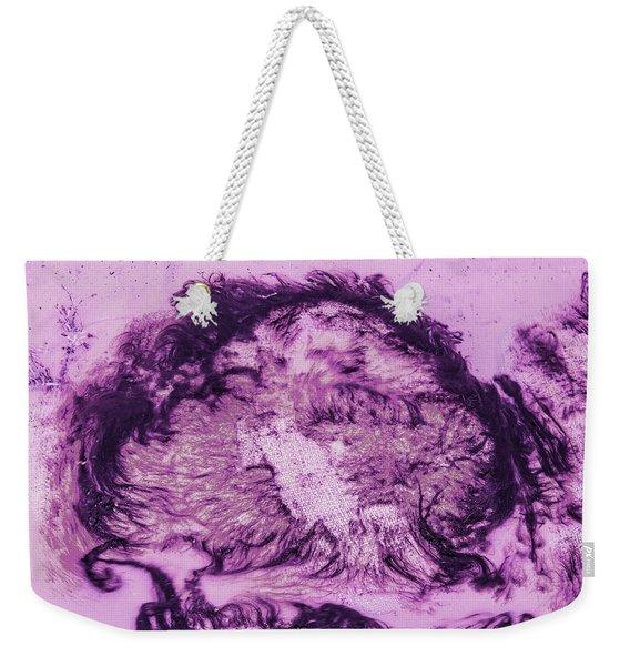 Rhapsody In Purple Weekender Tote Bag