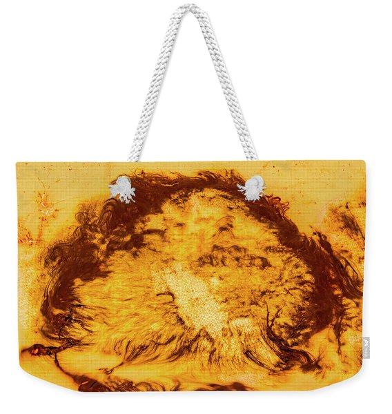 Rhapsody In Yellow Weekender Tote Bag