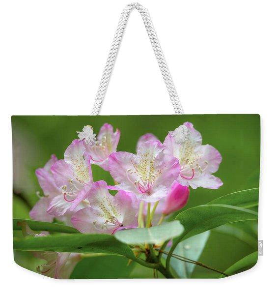 Rhododendron 3 Weekender Tote Bag