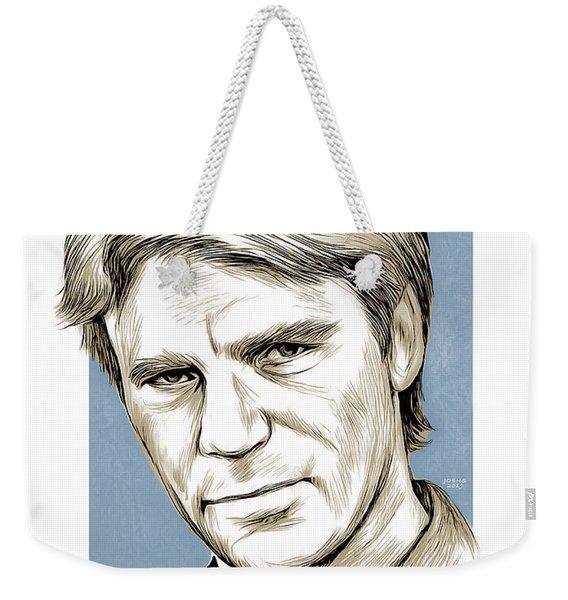 Richard Dean Anderson Color Weekender Tote Bag