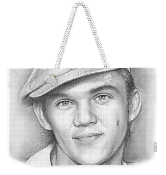 Richard Thomas Weekender Tote Bag