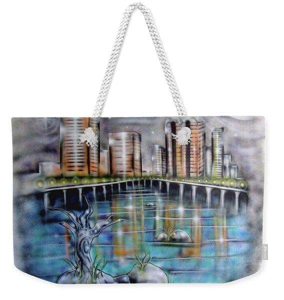 Richmond Va Weekender Tote Bag