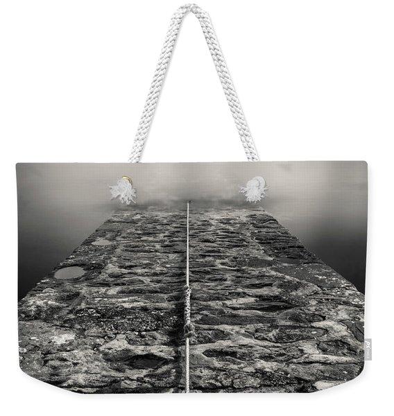Ring And Rope Weekender Tote Bag