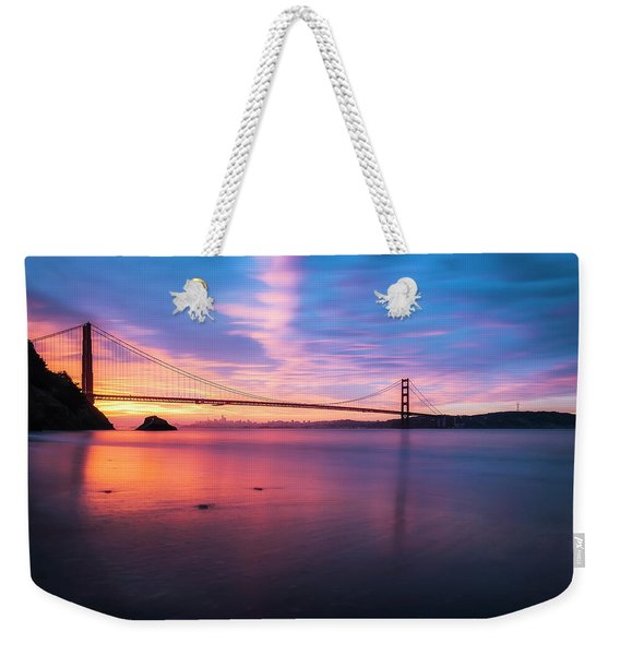 Rise With Me- Weekender Tote Bag
