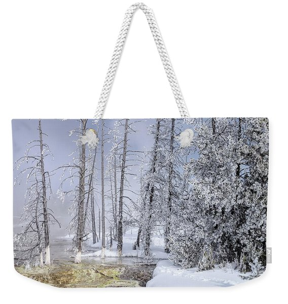 River Of Gold - Jo Ann Tomaselli Weekender Tote Bag