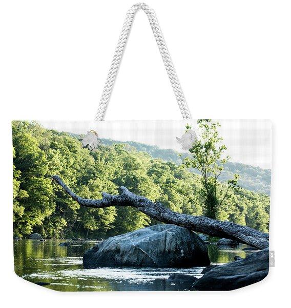 River Tree Weekender Tote Bag