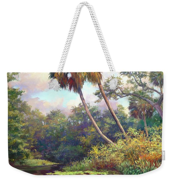 Riverbend Park Weekender Tote Bag