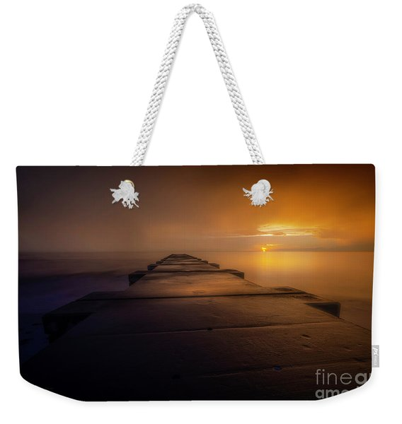 Road To No Place Weekender Tote Bag
