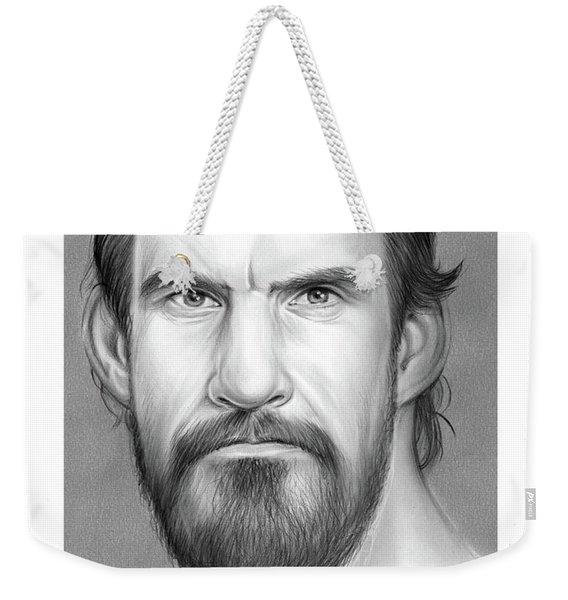 Robert Maillet Weekender Tote Bag