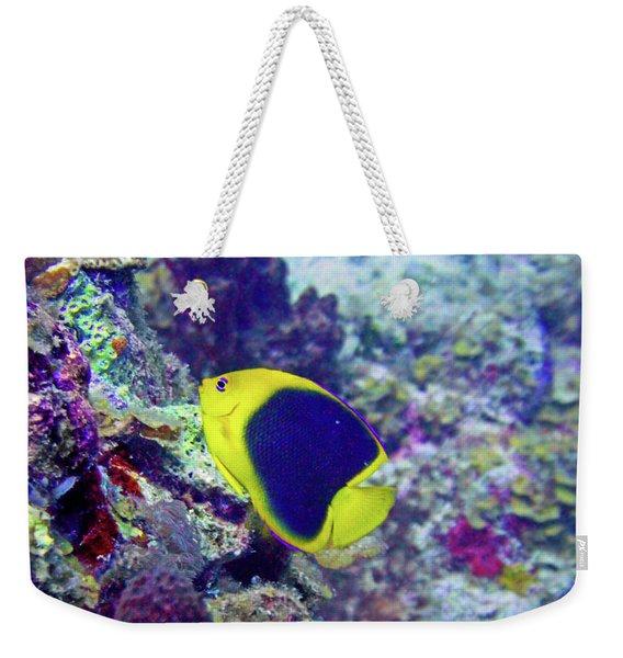 Rock Beauty Weekender Tote Bag
