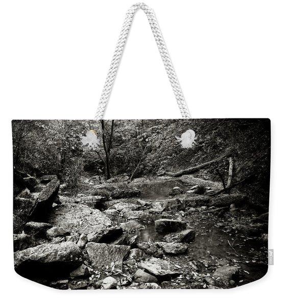 Rock Glen Weekender Tote Bag