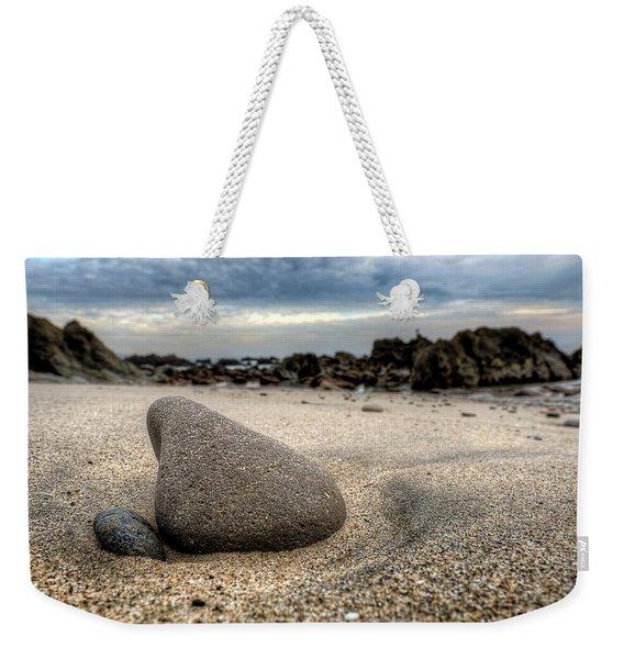 Rock On Beach Weekender Tote Bag