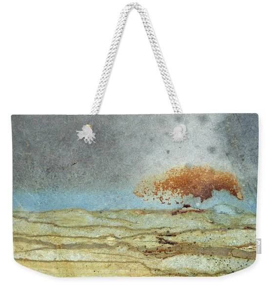 Rock Stain Abstract 1 Weekender Tote Bag