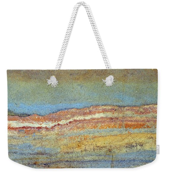 Rock Stain Abstract 3 Weekender Tote Bag