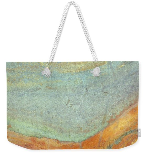 Rock Stain Abstract 7 Weekender Tote Bag