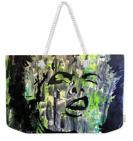Rock The Cradel Weekender Tote Bag