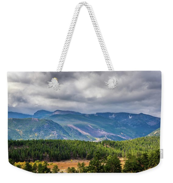 Rockies - Clouds Weekender Tote Bag