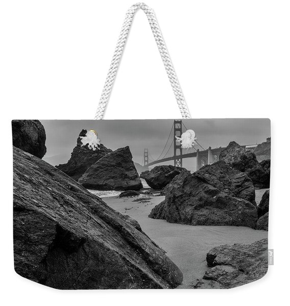 Rocky Marshall's Beach Weekender Tote Bag