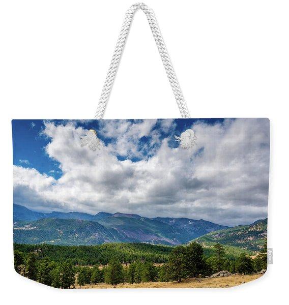 Rocky Mountain Np II Weekender Tote Bag