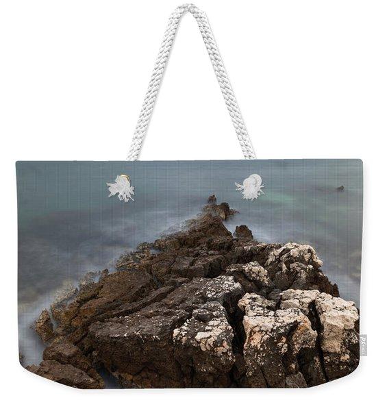 Rocky Triangle Weekender Tote Bag