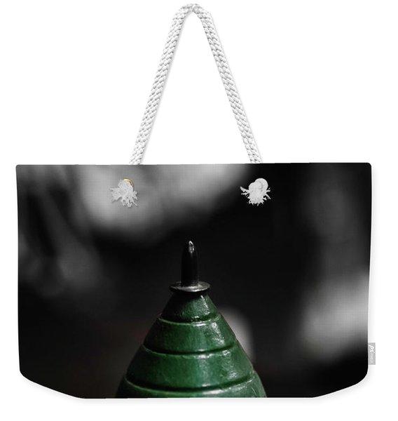 Miracles Of Precocity Weekender Tote Bag