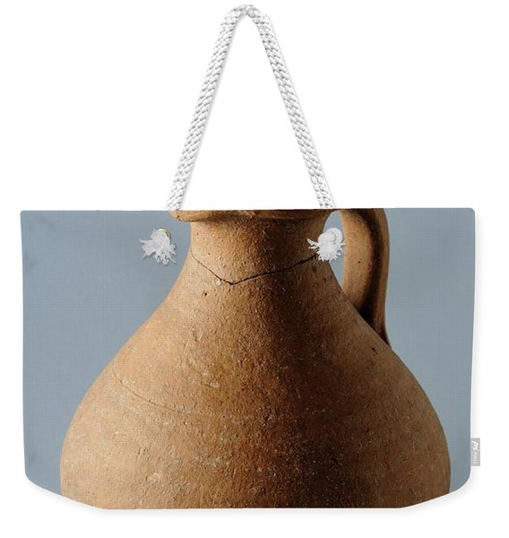 Roman Ceramic Jar Weekender Tote Bag