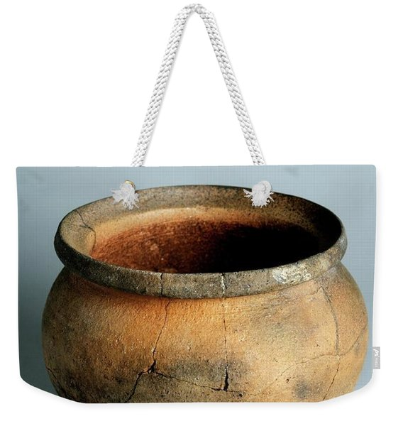 Roman Ceramic Pot Weekender Tote Bag