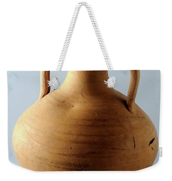 Roman Ceramic  Vessel Weekender Tote Bag