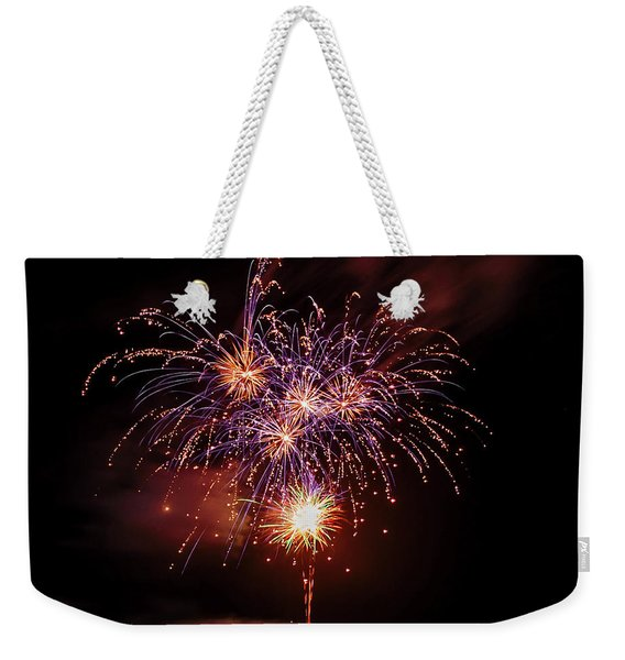 Romancing In The Dark Collection Set 03 Weekender Tote Bag