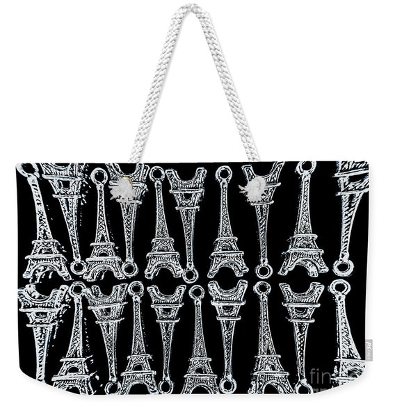 Romantic Reflections Weekender Tote Bag