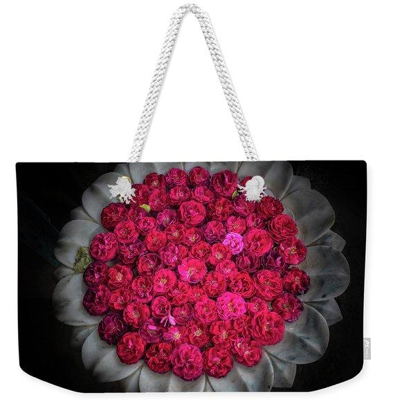 Rose Bowl Weekender Tote Bag