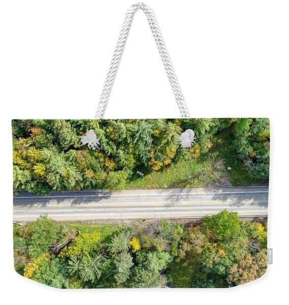 Route 54 Weekender Tote Bag