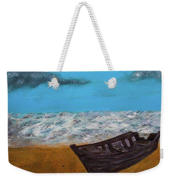 Row Your Boat Weekender Tote Bag