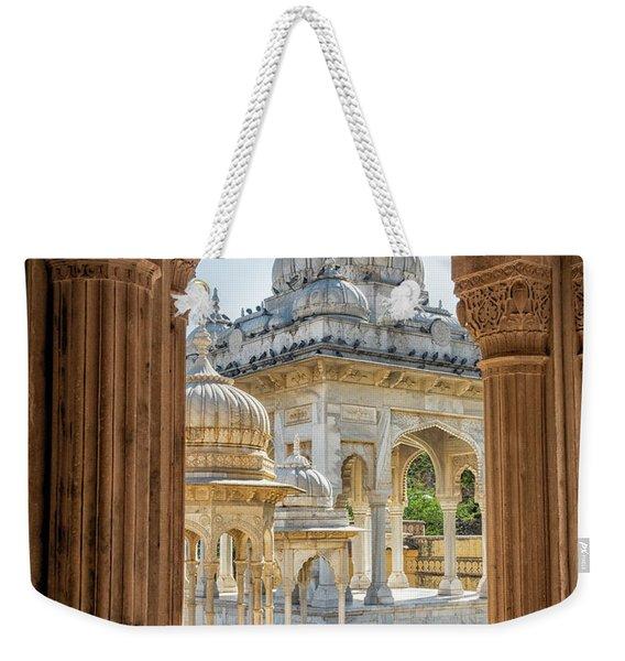 Royal Cenotaphs Weekender Tote Bag
