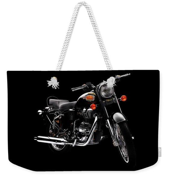 Royal Enfield Bullet 500 Weekender Tote Bag