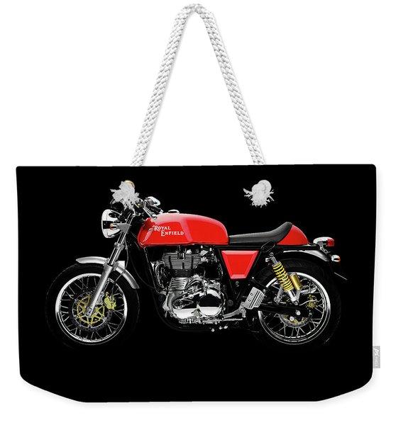 Royal Enfield Continental Gt Weekender Tote Bag