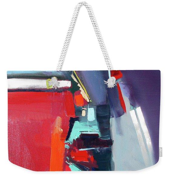 Royal Sound Weekender Tote Bag