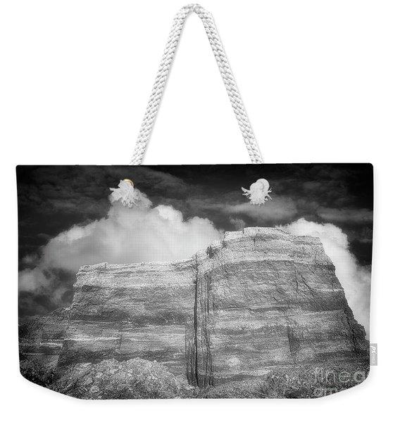 Rubble Mesa Weekender Tote Bag