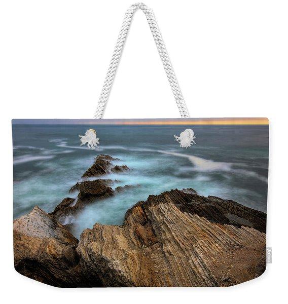 Rugged Beauty  Weekender Tote Bag